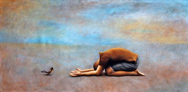 新款女装_国外当代油画作品欣赏,绘画艺术,绘画基础,绘画设计|Dnlan.com